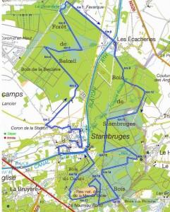 Courses du mois d'octobre 2012: dans Calendrier parcours20kmBeloeil-241x300