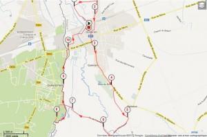 La Quiévrainoise (B) le 02 décembre 2012: dans Compte-rendu courses parcoursquievrainoise-300x198