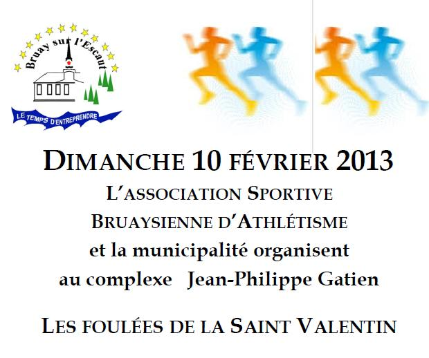 Courses du mois de février 2013: dans Calendrier bruay