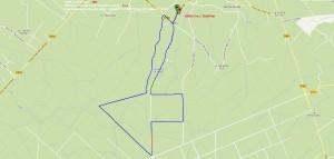 La 12ème éditon de la Course des Sabotiers à Obies le 06 juillet 2013:  dans Compte-rendu courses trace-course-des-sabotiers-300x143